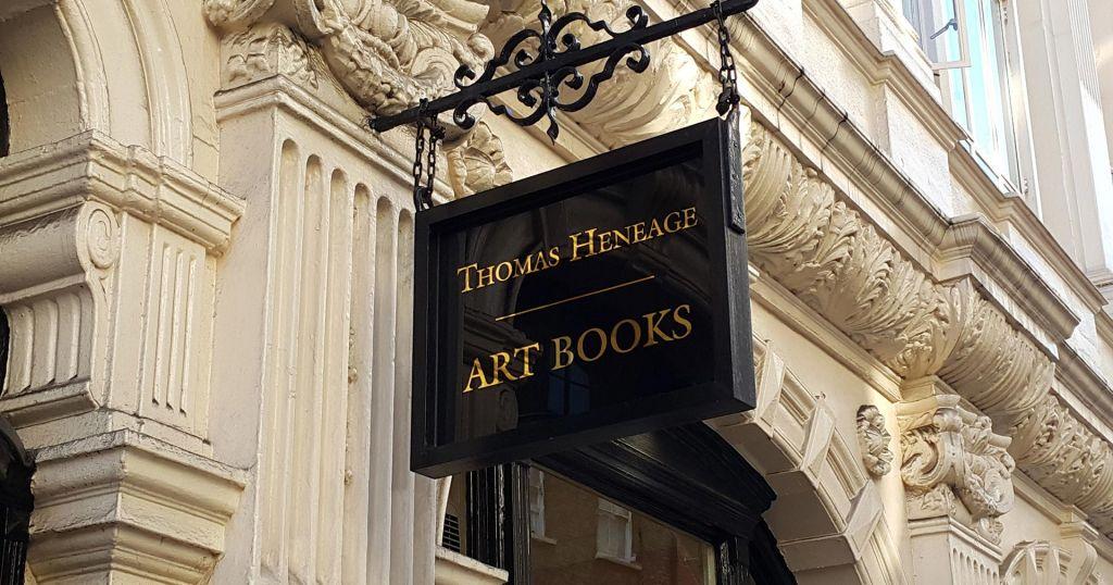 Home | Thomas Heneage Art Books