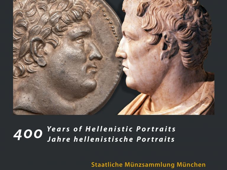 Portraits : 400 Years of Hellenistic Portraits 400 Jahre hellenistische Portraits