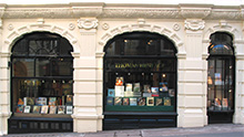 Thomas Heneage Art Books Shop Front